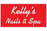 Kellys Nails & Spa logo