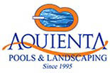 AQUIENTA POOLS logo