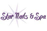 STAR NAILS & SPA logo