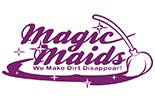 MAGIC MAIDS logo