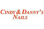Cindy & Danny's Nails logo