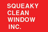 SQUEEKY KLEEN WINDOW INC logo