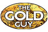 THE GOLD GUY logo