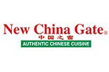 NEW CHINA GATE logo