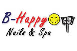 B-HAPPY NAILS & SPA logo