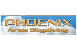 PHOENIX AREA SKY DIVING logo