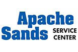 APACHE SANDS CAR CARE CENTER logo