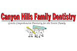 CANYON HILLS FAMILY DENTAL logo