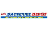 THE BATTERES DEPOT logo