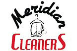 MERIDIAN $2.25 CLEANERS logo