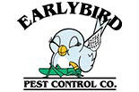 EARLY BIRD PEST CONTROL logo