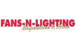 FANS-N- LIGHTING SUPERSTORE & MORE logo
