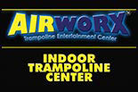 AIRWORX Indoor Trampoline Center logo