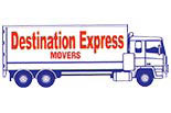 DESTINATION EXPRESS MOVERS logo