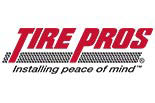 TIRE PROS QUEEN CREEK logo