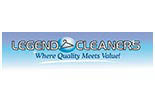 LEGEND CLEANERS logo