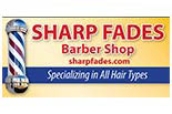 SHARP FADES LLC logo