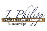 J. PHILIPP FAMILY & COSMETIC DENTISTRY logo