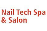 NAIL TECH NAIL & SPA logo