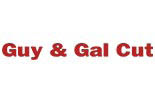 GUY & GAL CUT logo