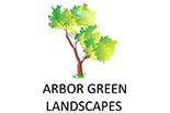 ARBOR GREEN LANDSCAPES logo