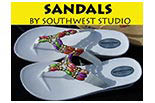SANDALS BY SOUTHWEST STUDIO logo