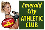 EMERALD CITY ATHLETIC CLUB logo