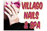 VILLAGO NAILS & SPA logo