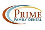 PRIME FAMILY DENTAL logo