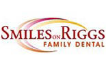 SMILES ON RIGGS FAMILY DENTAL logo