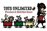 TOTS UNLIMITED PRESCHOOL & CHILD CARE CENTER logo