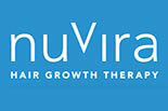 NuVira Hair Growth Therapy logo