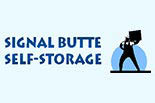 SIGNAL BUTTE SELF STORAGE logo