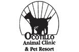 OCOTILLO ANIMAL CLINIC & PET RESORT logo