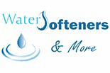 WATER SOFTENERS & MORE logo