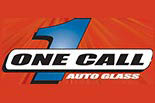 1 CALL AUTO GLASS logo