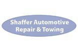 SHAFFER AUTO REPAIR logo