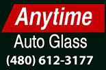 ANYTIME AUTO GLASS logo