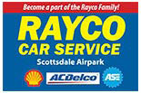 RAYCO CAR CARE logo