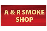 A&R SMOKE SHOP logo