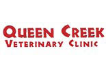 QUEEN CREEK VETERINARY CLINIC logo