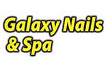 GALAXY NAILS & SPA logo