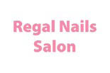 REGAL NAILS SALON logo