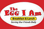 THE EGG I AM logo