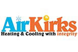 AIR KIRKS HEATING & COOLING logo