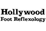 HOLLYWOOD FOOT REFLEXOLOGY logo