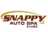 Snappy Auto Spa logo