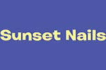 SUNSET NAILS logo