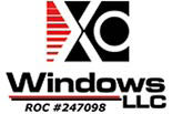 XO WINDOWS AND DOORS logo