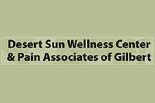 DESERT SUN WELLNESS CENTER & PAIN ASSOC OF GILBERT logo